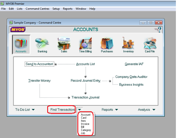 Reconciliation-of Customer-Accounts-pic6-find-transaction